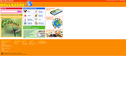 screenshot of worldbook spanish homepage